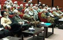 حضور حجت الاسلام تیموری در اجلاس سراسری ائمه جمعه کشور