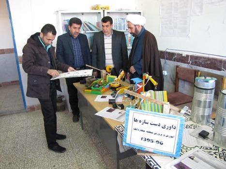 برگزاری سومین جشنواره نوجوان خوارزمی در منطقه چهاردانگه