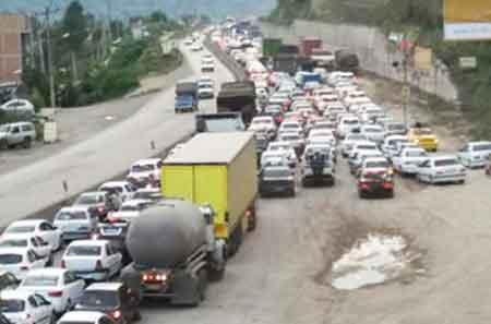 یکطرفه کردن محور ساری ـ تاکام باعث تشدید ترافیک میشود