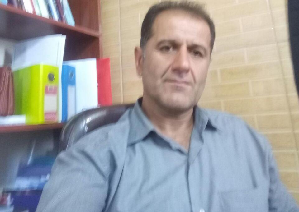 محمدرضا نوریان به عنوان رییس شورای اسلامی بخش چهاردانگه ابقا شد