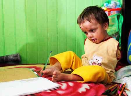 روز جهانی کودک و توجه به کودکان استثنایی