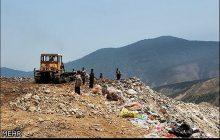 کوههای زباله در مازندران قد می کشد/ زیست بوم در خطر
