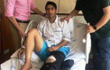 محسن کریمی از بیمارستان مرخص شد