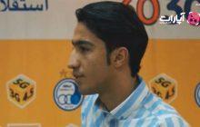 فیلم: مصاحبه با محسن کریمی در حاشیه جشن قهرمانی استقلال در جام حذفی