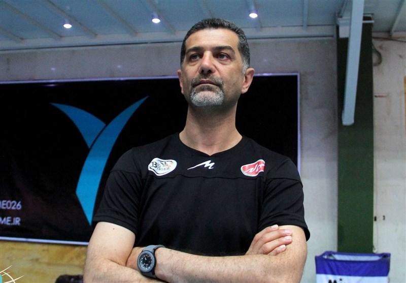 سرمربی تیم والیبال جوانان: تیمهای ملی ایران در بازی اول خوب کار نمیکنند