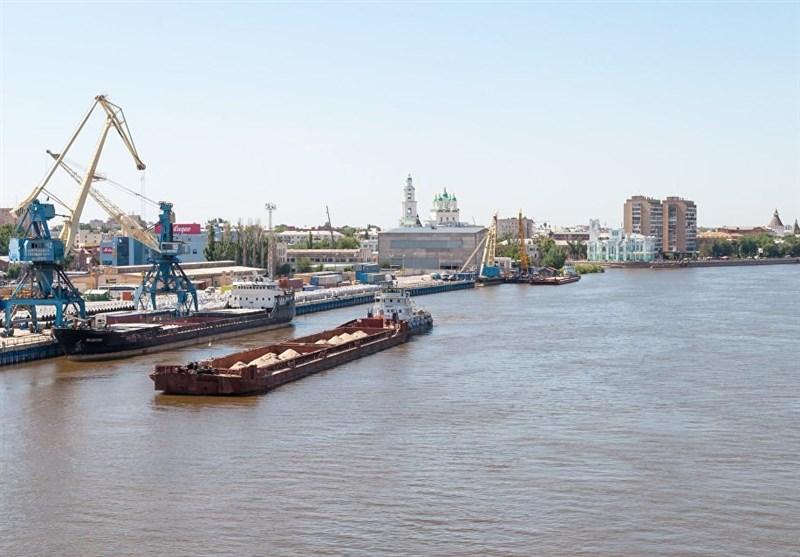 مازندران  همایش بینالمللی توسعه صادرات دریای خزر گشایش یافت