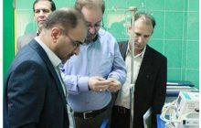 بازدید رئیس دانشگاه علوم پزشکی مازندران از مرکز بهداشتی درمانی ده تخت خوابی کیاسر