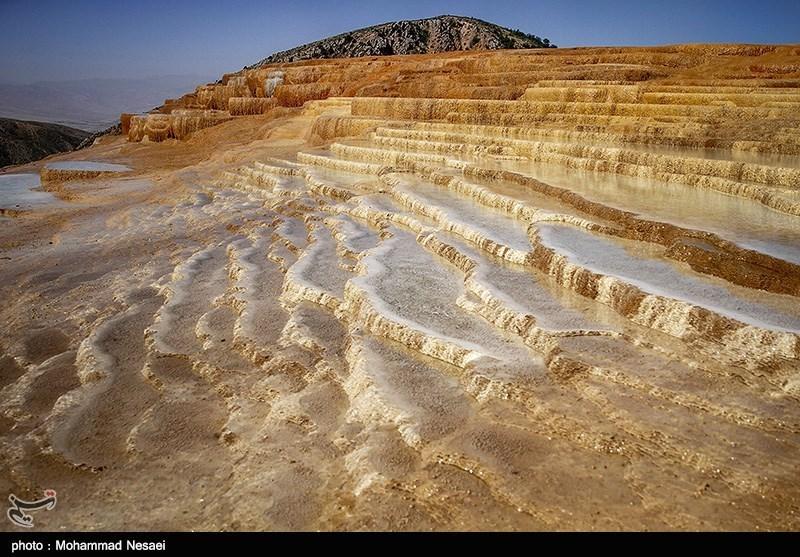 چشمه سورت چهاردانگه در مسیر ثبت جهانی