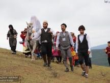 گزارش تصویری جشنواره بنافت  دودانگه