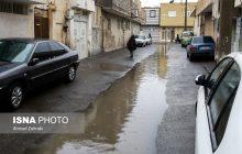 بارندگی شدید در استانهای شمالی کشور