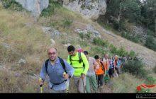 صعود کوهنوردان بسیج سپاه کربلا به قله شاهدژ