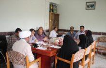 جلسه مشترک شورای معاونین با مدیران شبانه روزی منطقه برگزار شد