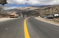 اجرای ۲۶۰ کیلومتر عملیات خط کشی در جاده های مازندران