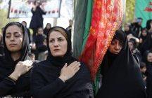عزاداری سنتی ماه محرم در روستای الیرد چهاردانگه