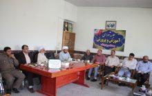 جلسه شورای آموزش و پرورش چهاردانگه در شهریور ماه برگزار شد