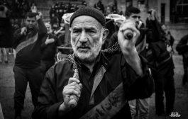 گزارش تصویری از قیام عاشورایی مردم کرسام در روز عاشورا