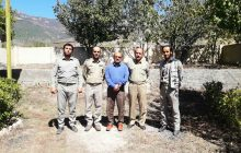 بازدید مدیرکل حفاظت محیط زیست مازندران از اداره پارک ملی کیاسر