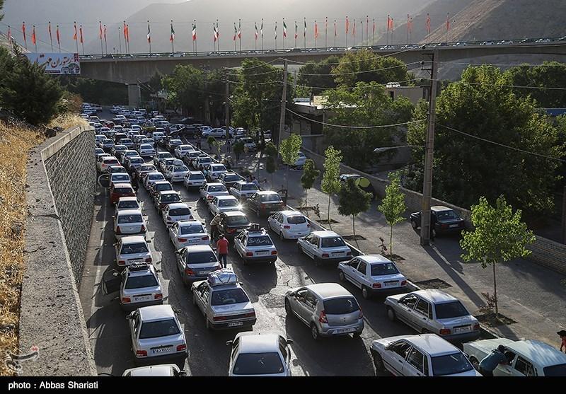 اعمال محدودیتهای ترافیکی در محورهای مواصلاتی مازندران آغاز شد