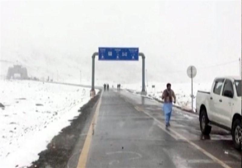 برف پاییزی میهمان مردم مازندران میشود