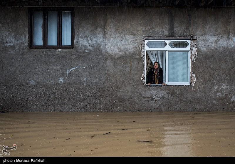 سیلاب 1100 میلیارد ریال به راههای ارتباطی مازندران خسارت وارد کرد