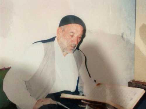 به یاد مداح اهل بیت مرحوم حاج آقا مهدی ابراهیمی کیاسری