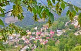 طبیعت پاییزی روستای خوارخون چهاردانگه