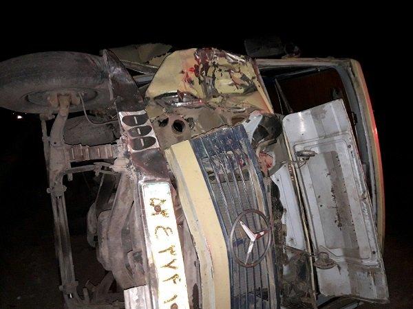 واژگونی مینیبوس در مازندران / ۱۶ نفر مصدوم شدند