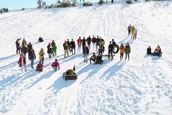 نخستین جشنواره زمستانی «ورف سما» در 26 بهمنماه امسال در  کیاسر برگزار می شود