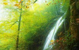 آبشار اوبن مازندران | Aubin waterfall Mazandaran