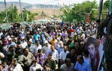 پیاده روی بزرگ خانوادگی بنافت در روستای سنگده دودانگه