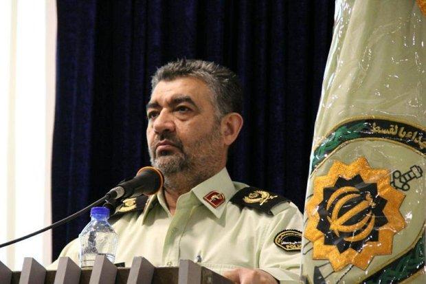 بکارگیری ۱۳۰۰ گشت پلیس ایام نوروز در مازندران