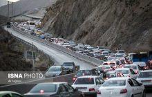 آخرین وضعیت راه های استان مازندران/ محور کیاسر باز می باشد