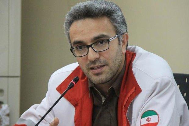 ۶۴۰۰ حادثه دیده در سیل مازندران امدادرسانی شدند