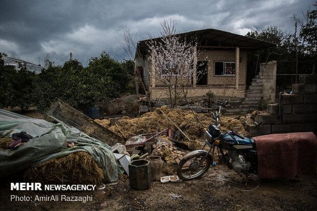 خسارت ۲ سیل در مازندران ۱۷۶۵ میلیارد تومان برآورد شده است
