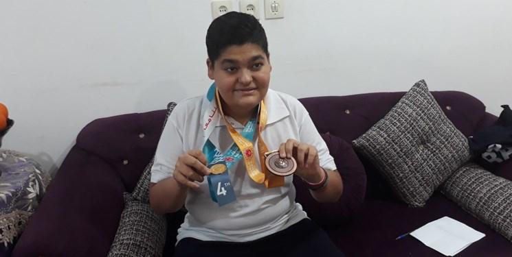 کولاک سید سعید ایلالی در هیاهوی سیل/ ضربه فنی معلولیت با قهرمانی جهان