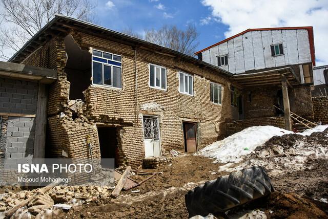 احتمال جابهجایی ۱۴۰۰ خانه در معرض رانش مازندران