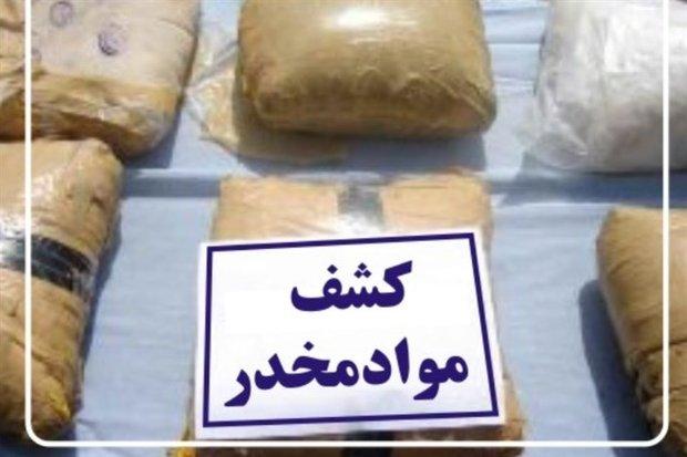 یک باند قاچاق مواد مخدر در آمل متلاشی شد