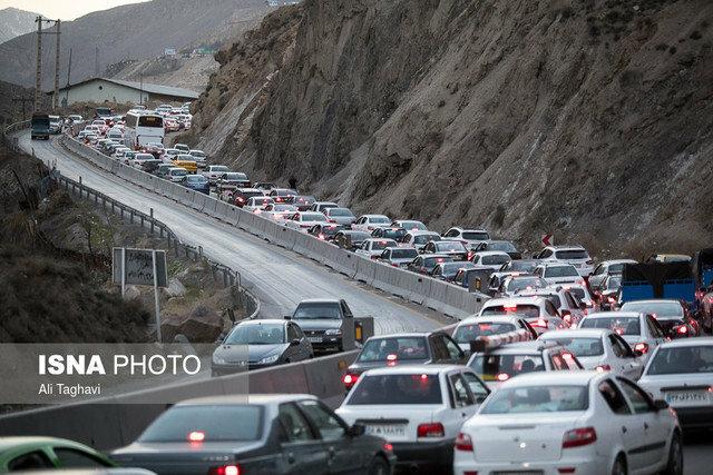 اعلام محدودیتهای ترافیکی پایان هفته مازندران