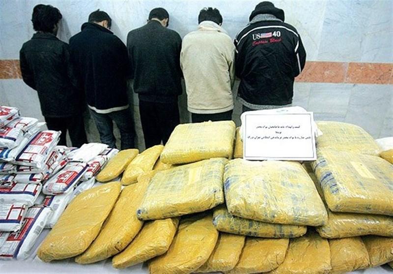 بانک اطلاعاتی قاچاقچیان مواد مخدر در استان مازندران تشکیل شد- اخبار استانها - اخبار تسنیم