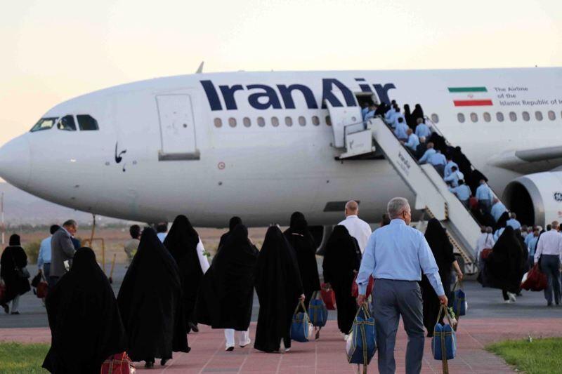 فرودگاه ساری برای اعزام مهمانان سرزمین وحی آماده شد