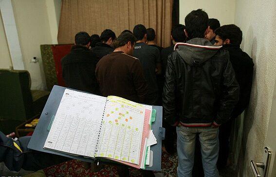 ۱۸ نفر از اعضای یک شرکت هرمی در عباس آباد دستگیر شدند