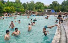 حراج سلامت در استخرهای روباز بدون مجوز در مازندران