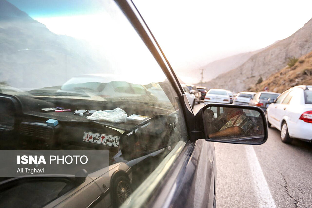 محدودیتهای جدید محورهای مازندران از امروز تا روز شنبه
