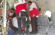 مرگ کوهنورد گیلانی در ارتفاعات سیاه کمان قله علم کوه