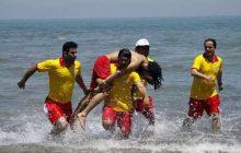پایان خوش طرح امداد و نجات ساحلی در تنکابن