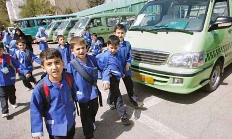 سن خودروهای سرویس مدارس مازندران پنج سال تعیین شد