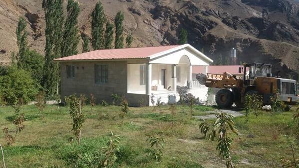 اقدام داوطلبانه کشاورز بابلی با تخریب بنای غیرمجاز