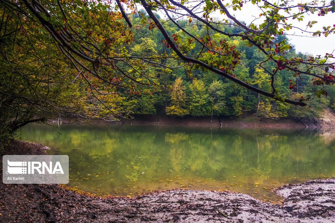 ایرنا - دریاچهی چورت