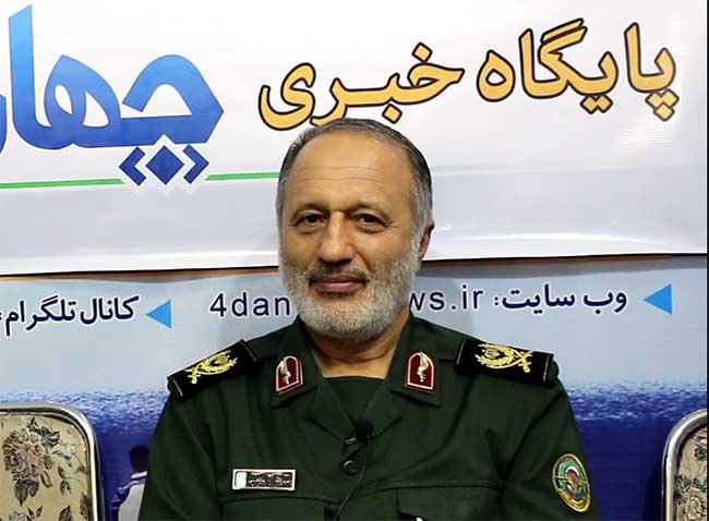گفتگوی صمیمانه با سردار عبدالله ملکی، مدیرکل حفظ آثار و نشر ارزشهای دفاع مقدس مازندران