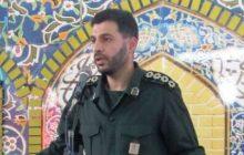 سخنرانی فرمانده سپاه چهاردانگه به مناسبت هفته بسیج در نمازجمعه چهاردانگه